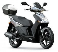 KYMCO AGILITY CITY 125 4T - SKUTER
