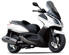 KYMCO DOWNTOWN 300I ABS - MAXISKUTER