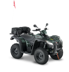 KYMCO MXU 500 IRS - ATV QUAD 4X4