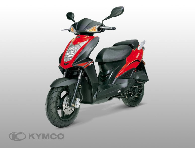 kymco agility rs 50 2t skuter agro metal. Black Bedroom Furniture Sets. Home Design Ideas
