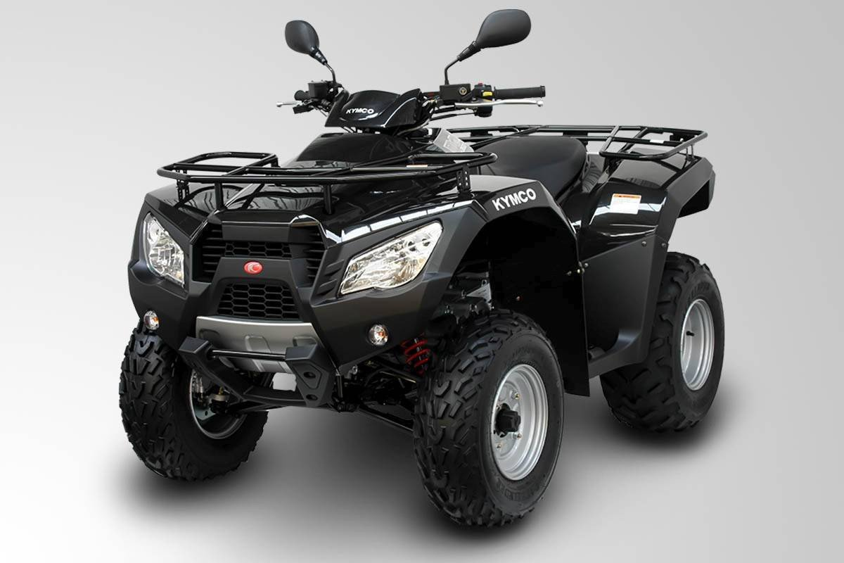 kymco mxu 300r atv quad transport gratis agro metal. Black Bedroom Furniture Sets. Home Design Ideas