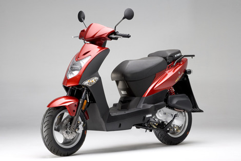 KYMCO AGILITY 50 4T - SKUTER
