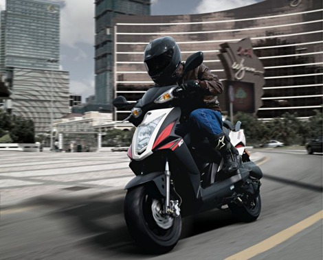 KYMCO AGILITY RS 50 2T - SKUTER