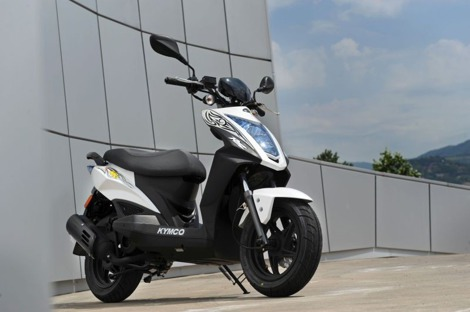KYMCO AGILITY RS NAKED 50 2T - SKUTER