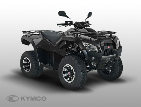 KYMCO MXU 300R - ATV QUAD - TRANSPORT GRATIS