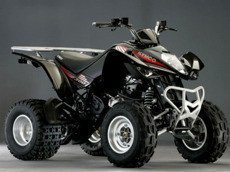 KYMCO MAXXER 300 WIDE - ATV QUAD