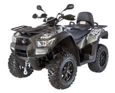 KYMCO MXU 700I IRS EPS - ATV QUAD 4X4 -  TRANSPORT GRATIS