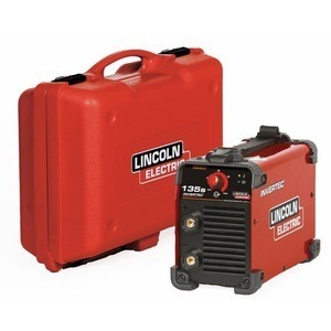Inwertor MMA LINCOLN INVERTEC 135S PACK
